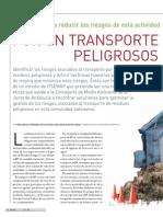 TRASPORTES PELIGROSOS