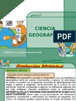 Capitulo 1 (Ciencia Geografica)