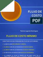 FLUJO DE COSTO MINIMO