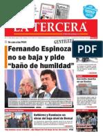 Diario La Tercera 16.06.2015