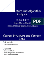 DATA STRUCTURE INTRODUCTION