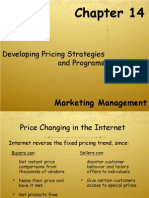 Chapter14, Pricing Strategy