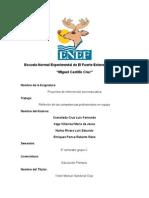 Informe en Equipo Competencias del perfil de egreso
