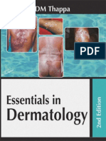 DM Thappa - Essentials in Dermatology, 2nd Edition