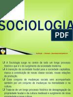 Clássicos - sociologia