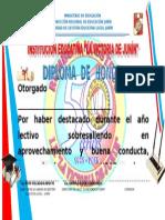 Diploma La Viki