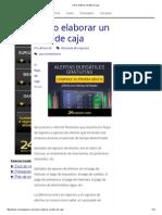 Cómo elaborar un flujo de caja.pdf