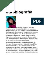 Mi Autobiografía Monica