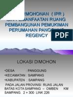 Perumahan Regency