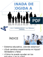 Presentación a Padres Paso Primaria a Secundaria