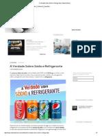 A Verdade Sobre Sódio e Refrigerante by Antonio Borba
