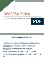Direito Financeiro Aula 3 Pfn 2015