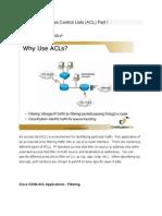 1.Cisco CCNA Access Control Lists.docx
