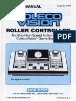 Roller Manual