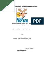 Reporte de practicas (Informe grupal, Informe individual, Instrumentos de evaluacion, Hojas de evaluacion).