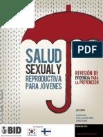 Salud Sexual Reproductiva Jovenes