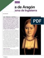 Catalina de Aragón. El Gran Cisma de Inglaterra