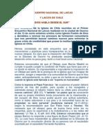 Encuentro Nacional de Laicas y Laicos de Chile