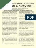 Letter to 1100 State Legislators by Devvy Kidd
