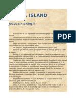 Bert F Island- Jocul S a Sfirsit