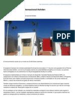 16-06-15 SHF RECIBE PREMIO INTERNACIONAL ASHDEN