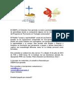 INVITACION JORNADA TEOLOGIAS CONTEXTUALES