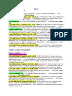 Fragmente Din H&R, T vs F Si RSMM