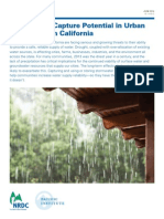 CA Water Stormwater