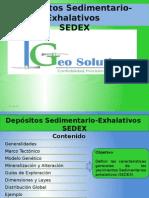 SEDEX Deposits