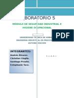 INFORME LABORATORIO 5