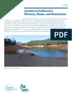 CA Water Capstone