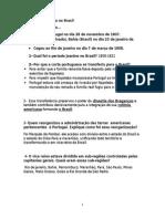 A Corte Portuguesa No Brasil