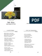 Madrinha Rita - Lua Branca - Folha Usada