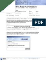 TOTVSTec - Comportamento Ambientes Com Base de Dados C-tree de Engine Local