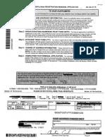 PA vehicle registration renewal form