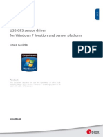 USBSensorDriverForWindows7(GPS SW 09012)