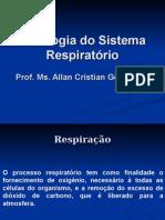 Fisiologia Do Sistema Respiratório (Aula 8)