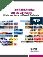 BID (2015) Korea and Latin America and the Caribbean