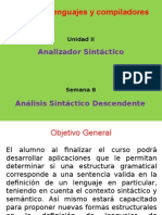 S08 0 Analisis Sintactico Descendente
