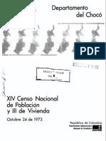 Censo Choco 1973