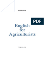 English for Agriculturists