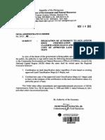 DENR Department Order