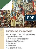 Insurreciones Anticoloniales