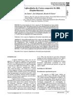 3-O-b-Apiofuranosil-(1-2)Galactopiranosil Quercetina; Galactopiranosil Quercetina; Arabinopiranosil Quercetina; Ramnopiranosil Quercetina Em DMSO
