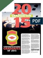 Morganton Graduation 2015