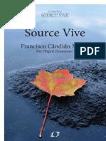 Source Vive - Chico Xavier