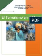 Terrorismo en EL PERU Monografia