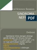 CSS Sindroma Nefrotik