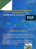 Auditoría Jurídica de Entornos Informáticos