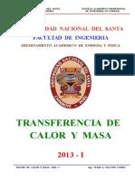 Transf. Calor y Masa - Sesion Nº 3 - 2013 - i